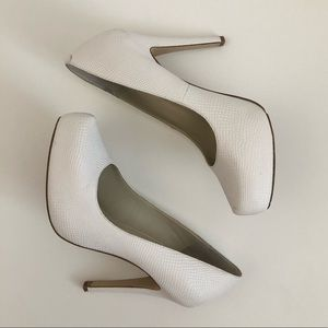 Women's Leather Heels